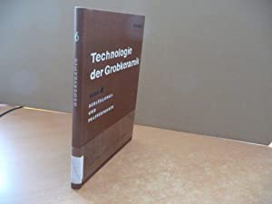 Technologie der Grobkeramik. Band 5 - Brenntechnische Anlagen: Krause, E., und R. Zöllner