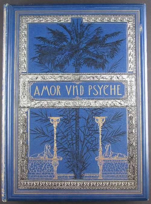 Amor und Psyche. Ein Märchen des Apulejus.: Klinger, Max