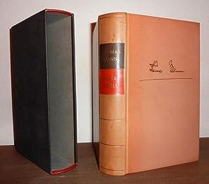 Bekenntnisse des Hochstaplers Felix Krull. Der Memoiren: Mann, Thomas,