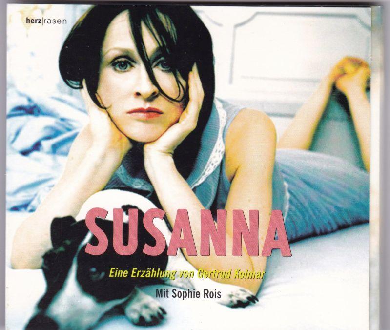 Susanna. Hörbuch. 2 CD (2006) - Kolmar, Gertrud
