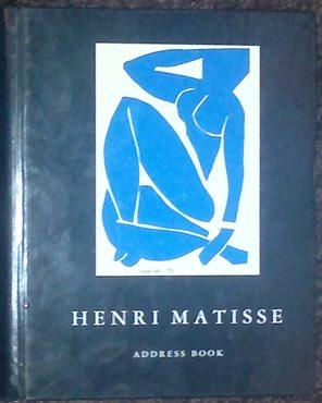 Address Book.: Matisse, Henri. -