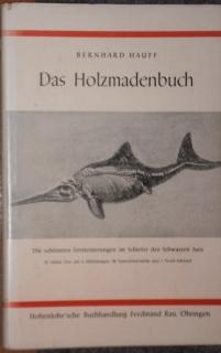 Das Holzmadenbuch.: Holzmaden. - Hauff,