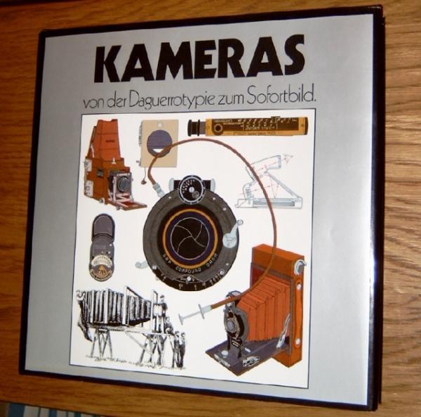 Kameras von der Daguerreotypie zum Sofortbild.: Coe, Brian,