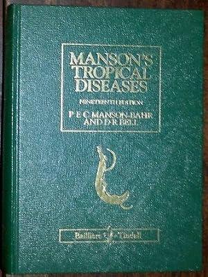 Manson's Tropical Diseases.: Manson - Bahr,