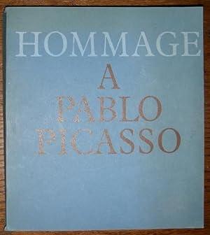 Hommage à Pablo Picasso. Peinture. Dessins. Sculptures.: Picasso - Leymarie,
