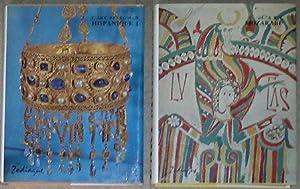 L'Art Préroman Hispanique. / L'Art Mozarabe.: Zodiaque. - Fontaine,