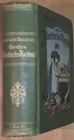 großes Illustriertes Kochbuch.: Löffler - Bechtel