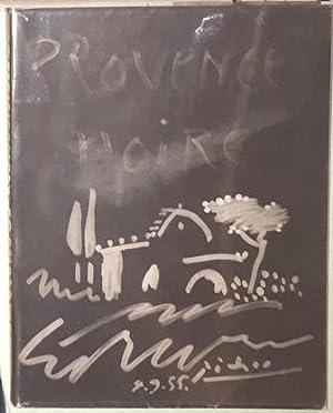 Provence Noire. Photographies de Gilles Ehrmann. Couverture: Verdet, André,