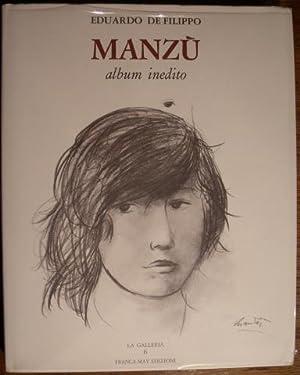 Manzù. Album inedito.: Manzu. - De