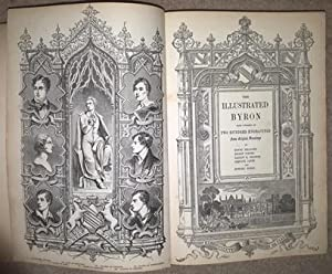 The Illustrated Byron. With upwards of two hundred engravings from original drawings by Kenny Mea...