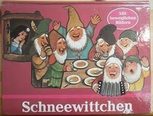 Schneewittchen. Bilderbuch mit beweglichen Bildern.: Brüder Grimm. -