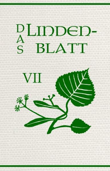 Das Lindenblatt. Schriftenreihe für Schöne Literatur. Bd 7: Der Traum - Hennig, Sebastian (Hg.)
