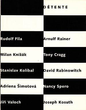 Détente - Rudolf Fila - Arnulf Rainer