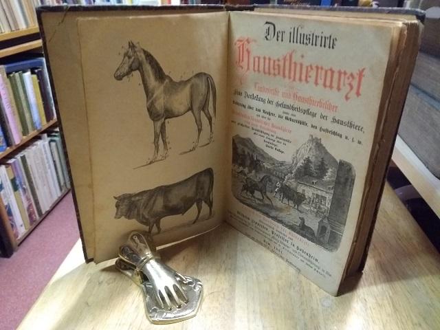 Der illustrirte Hausthierarzt für Landwirthe und Hausthierbesitzer.: Zipperlen, Wilhelm,