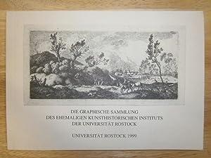 Die graphische Sammlung des ehemaligen kunsthistorischen Instituts: Arrieta, Katrin,