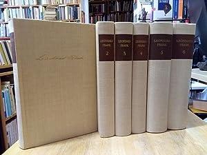 Gesammelte Werke in sechs Bänden. 1. Band: Frank, Leonhard,