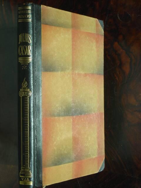 julius csar biographie aus dem italienischen von ferrero guglielmo unter - Julius Csar Lebenslauf