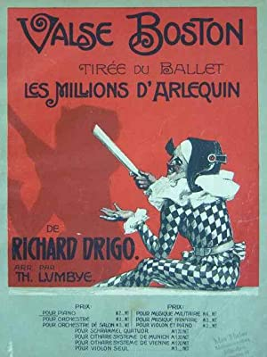 "Valse Boston / tiree du Ballet ""Les: Drigo, Riccardo. (1848"