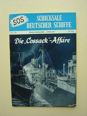 "Nr. 28 / Otto Mielke: Motortankschiff ""Altmark"": SOS - Schicksale"