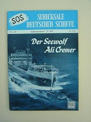 """Nr. 59 / Otto Mielke: Unterseeboot """"U: SOS - Schicksale"""