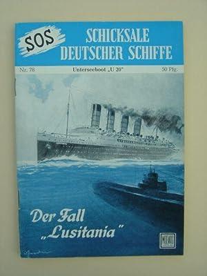 """Nr. 78 / Otto Mielke: Unterseeboot """"U: SOS - Schicksale"""