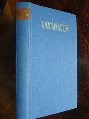 Montmartre. Ein Utrillo-Roman. Aus dem Amerikanischen (Man: Longstreet, Stephen.