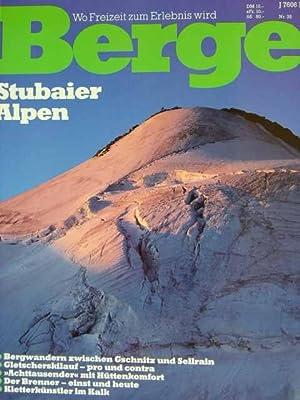 Berge. Das internationale Magazin der Bergwelt. Nr.: Pause, Michael (Chefred.).