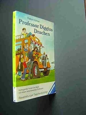 Professor Diggins Drachen. Aufregende Ferien am Meer: Holman, Felice.
