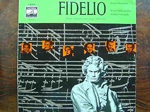 Fidelio. Hier: Langspielplatte: Vinyl LP / 30: Beethoven, Ludwig van.