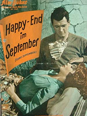 Filmprogramm Nr. 5964: Happy-End im September. (Come: Illustrierte Film-Bühne.