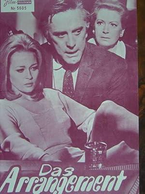 Filmprogramm Nr. 5605: Das Arrangement. (The Arrangement).: Neues Film-Programm.