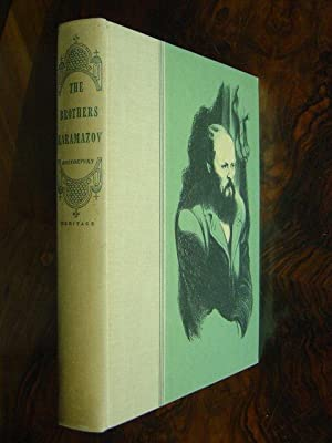 The Brothers Karamazov. A novel in four: Dostoevsky, Fyodor.