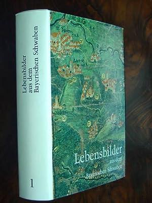 Lebensbilder aus dem Bayerischen Schwaben. Hier: Band: Pölnitz, Götz Freiherr