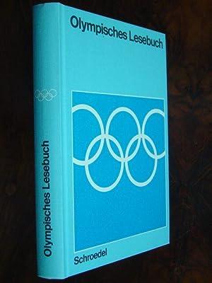 Olympisches Lesebuch. Für den Unterrichtsgebrauch an Schulen.: Deutsche Olympische Gesellschaft.
