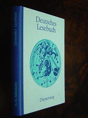 Deutsches Lesebuch. Herausgegeben von Otto Appel, Alexander: Lesebuch.