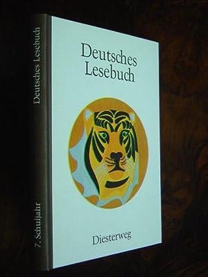 Deutsches Lesebuch. Herausgegeben von Otto Appel, Franz: Lesebuch.