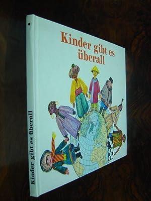 Eberlein, Klaus. Kinder gibt es überall. Ein: Ein Domino-Buch.