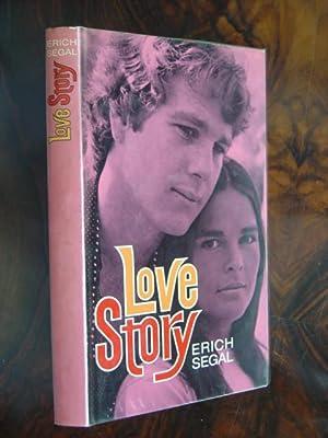 Love Story. Roman. Aus dem Amerikanischen von: Segal, Erich.