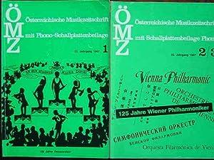 Gegründet von Dr. Peter Lafite. Fachzeitschrift mit: Österreichische Musikzeitschrift.
