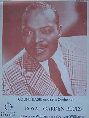Royal Garden Blues. Ausgabe für Klavier /: Williams, Clarence und
