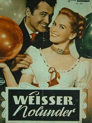 Filmprogramm Nr. 597: Weisser Holunder. Regie: Paul: Neues Film-Programm.