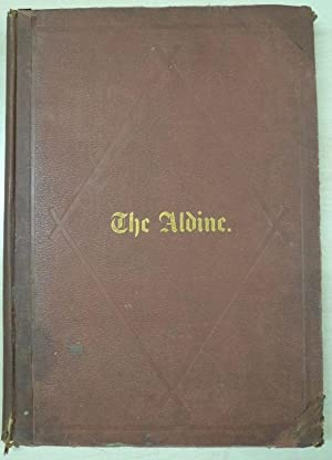 The Aldine, A typographic art journal. Volume V [5] [Januar-Dezember 1872 12 Hefte gebunden]