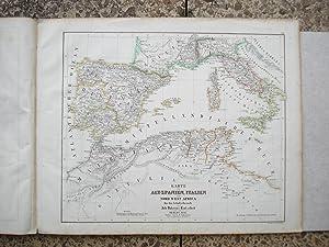 Hand-Atlas der alten Geschichte und Geographie - für den Schul- und Privatgebrauch: Johannes ...