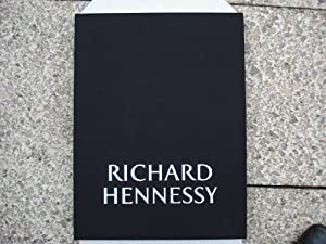 Richard Hennessy Collection Book: Richard Hennessy, Autor, Mitchell Feinberg, Photos