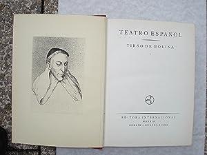 Teatro Espanol: Tirso de Molina