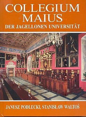 Collegium Maius der Jagellonen Universität.: Podlecki, Janusz (Foto),