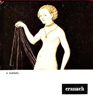 Lucas Cranach der Ältere: Kuenzel, Helga: