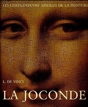 A JOCONDE. Musée du Louvre SIGNIERT: Vinci, Leonardo da