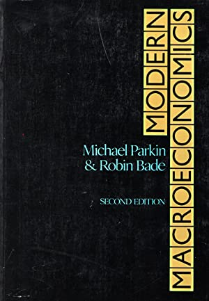 Modern Macroeconomics. 2nd Ed.