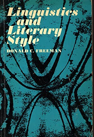 Linguistics and Literary Style.